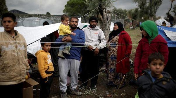 الأمم المتحدة: الوافدون برا إلى اليونان أكثر من القادمين من البحر في أبريل