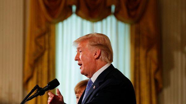ترامب: إيران لن تمتلك أسلحة نووية