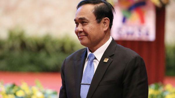 الإفراج عن صحفي تايلاندي بعد سجنه بتهمة العيب في الذات الملكية