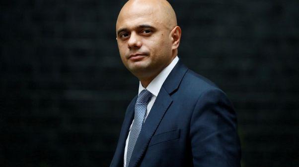 رئيسة وزراء بريطانيا تعين ساجد جاويد وزيرا للداخلية