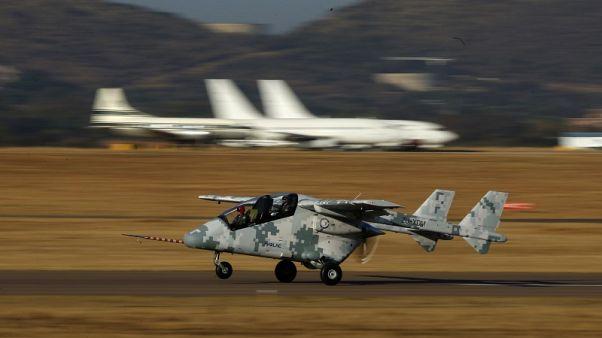 باراماونت الجنوب أفريقية تجري محادثات لدعم صناعة الأسلحة السعودية