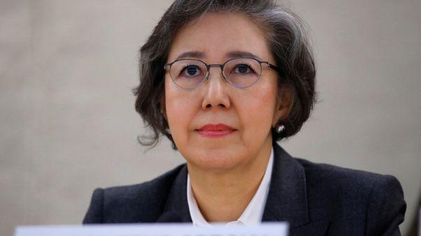 مقررة الأمم المتحدة لحقوق الإنسان تدعو لوقف العنف بولاية كاتشين في ميانمار