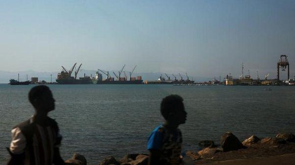 إعلام حكومي: إثيوبيا تخطط للاستحواذ على حصة في ميناء جيبوتي