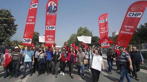مسؤول حزبي: أربعة أحزاب تركية معارضة تشكل تحالفا انتخابيا