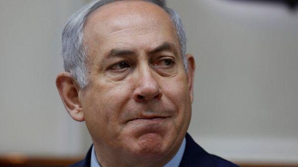 نتنياهو يتهم الرئيس الفلسطيني بمعاداة السامية وإنكار المحرقة