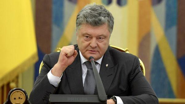 أوكرانيا تحذو حذو أمريكا وتفرض عقوبات على شركات وكيانات روسية