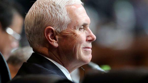 نائب الرئيس الأمريكي يؤجل زيارة للبرازيل مع اقتراب قمة كوريا الشمالية