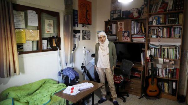 محكمة إسرائيلية تدين شاعرة عربية بالتحريض على الإرهاب