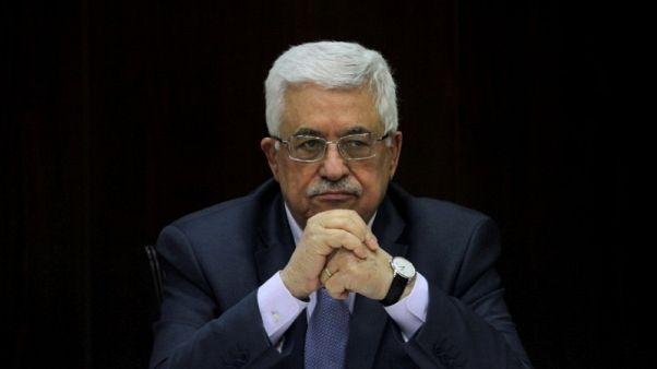 اللجنة التنفيذية لمنظمة التحرير تعيد انتخاب الرئيس الفلسطيني عباس رئيسا لها