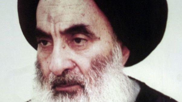 السيستاني يلمح إلى معارضته لعودة المالكي للسلطة والعبادي يرحب