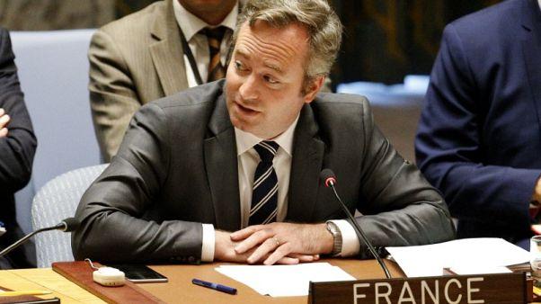 وزير: فرنسا تريد إعفاء كاملا للاتحاد الأوروبي من الرسوم الجمركية الأمريكية