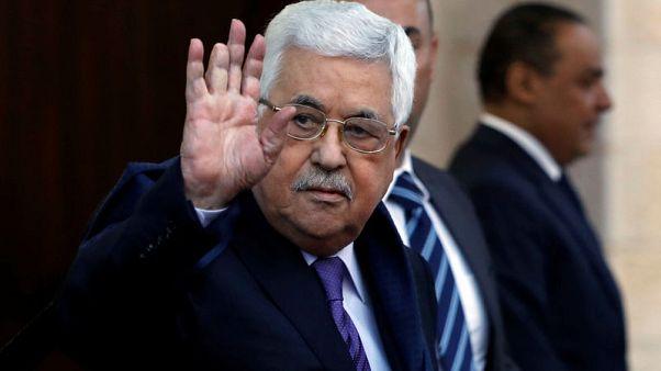 عباس يعتذر عن تصريحاته بشأن اليهود وأمريكا تسعى لإدانته في مجلس الأمن