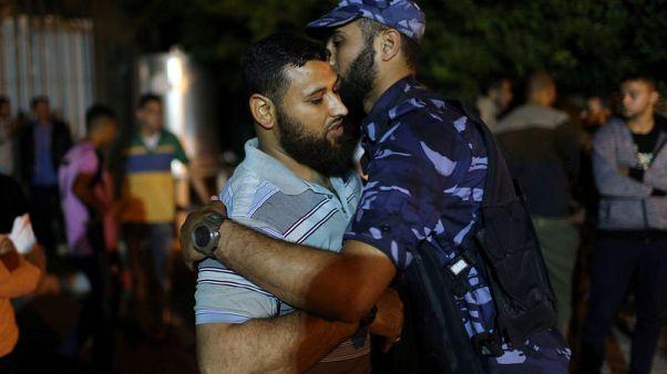 مقتل 6 من حماس في انفجار بغزة