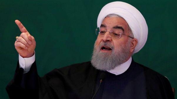 روحاني: الخطط جاهزة لمواجهة أي قرار من ترامب بشأن الاتفاق النووي