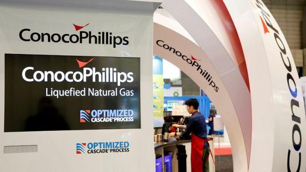 حصري- مصادر: كونوكو فيليبس تتحرك للسيطرة على أصول شركة فنزويلية في الكاريبي