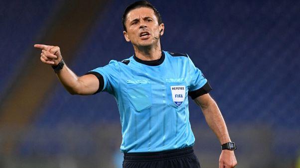 الحكم الصربي مازيتش يدير نهائي دوري أبطال أوروبا لكرة القدم