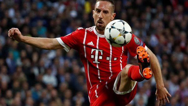 ريبري يمدد عقده مع بايرن ميونيخ لعام واحد