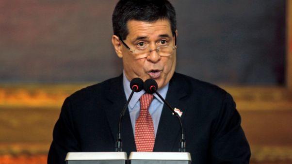 باراجواي تنقل سفارتها في إسرائيل إلى القدس في مايو