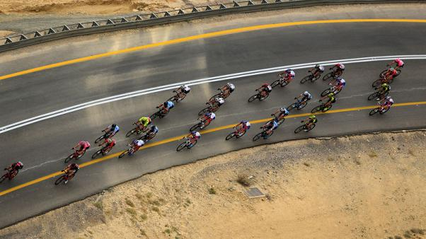 الفلسطينيون ينددون بمشاركة الإمارات والبحرين في سباق للدراجات بإسرائيل