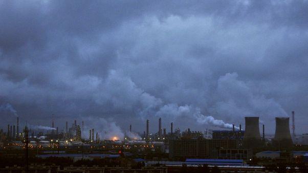 واردات النفط الصينية ترتفع لمستوى قياسي في أبريل