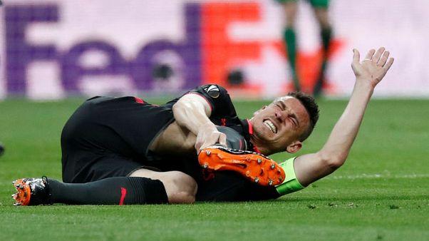 كوسيلني يغيب عن كأس العالم بسبب الإصابة