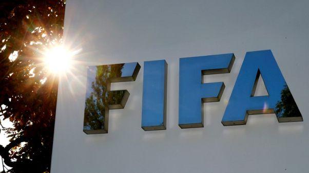 الفيفا يغرم الاتحاد الروسي لكرة القدم بسبب هتافات مسيئة خلال لقاء فرنسا الودي