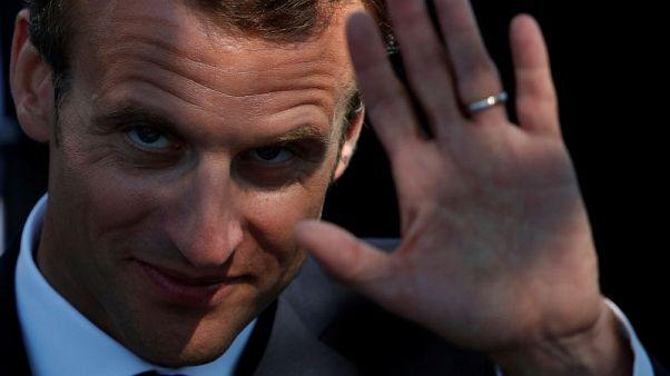 الرئاسة الفرنسية: ماكرون وترامب يبحثان السلام والاستقرار في الشرق الأوسط