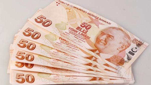 الليرة التركية تلامس مستوى منخفضا جديدا عند 4.35 أمام الدولار