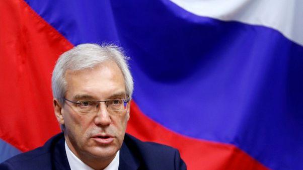 وكالات: وزيرا خارجية روسيا وألمانيا يبحثان الوضع الإيراني في موسكو