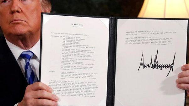 حقائق-كيف سيعيد ترامب فرض العقوبات على إيران بعد الانسحاب من الاتفاق النووي