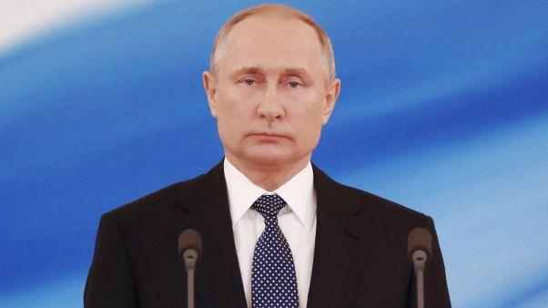وكالة: بوتين يشعر بانزعاج بالغ من انسحاب أمريكا من الاتفاق النووي