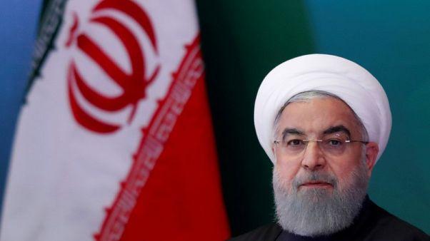 روحاني يبلغ ماكرون أن أوروبا أمامها فرصة محدودة لإنقاذ الاتفاق النووي