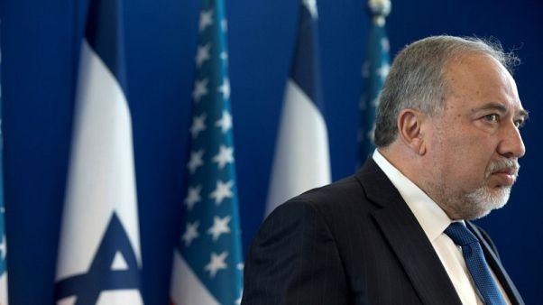 ليبرمان يأمل أن يكون القتال مع إيران في سوريا قد انتهى