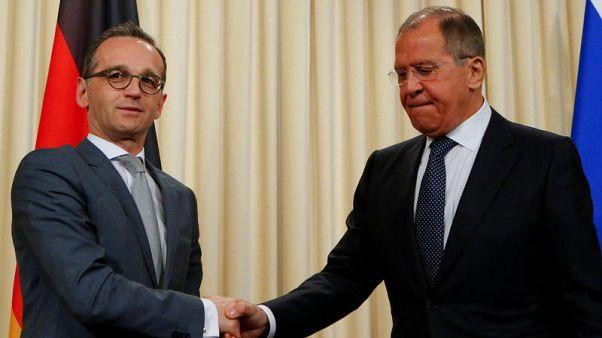 وزيرا خارجية ألمانيا وروسيا يدعوان للإبقاء على الاتفاق النووي