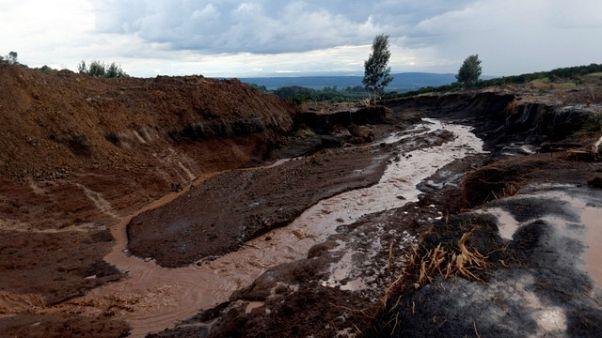 المدعي العام الكيني يأمر بالتحقيق في كارثة انهيار سد