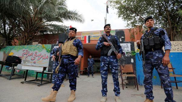 العراقيون يبدأون في التصويت في أول انتخابات بعد هزيمة الدولة الإسلامية