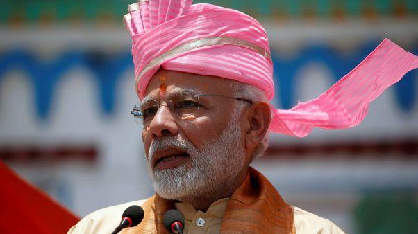 رئيس وزراء الهند يخوض معركة انتخابية شرسة في ولاية جنوبية