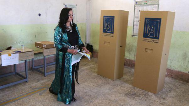 العراق يعلن حظر التجول وإعادة فرز الأصوات في كركوك