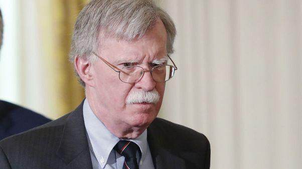 """بولتون: فرض عقوبات أمريكية على الشركات الأوروبية التي تتعامل مع إيران أمر """"محتمل"""""""