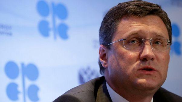 وزير الطاقة الروسي يعتزم بحث انسحاب واشنطن من الاتفاق الإيراني مع وزير الطاقة السعودي