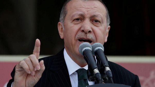 إردوغان: أمريكا خسرت دور الوساطة في الشرق الأوسط بنقل سفارتها للقدس