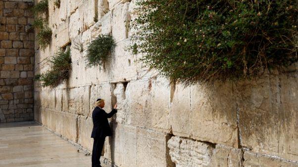 ترامب في رسالة خلال افتتاح السفارة بالقدس: أمريكا ملتزمة تماما بالسلام