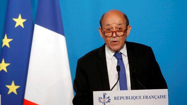 وزير الخارجية الفرنسي يدعو إسرائيل إلى ضبط النفس ويعارض نقل السفارة الأمريكية