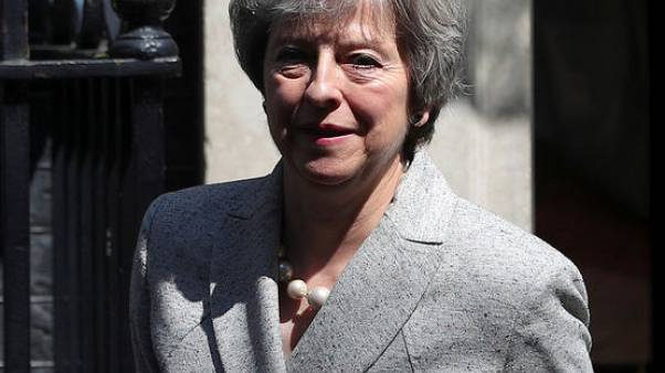 متحدث باسم ماي: بريطانيا قلقة بشأن العنف في غزة
