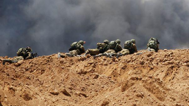 ألمانيا تطالب إسرائيل بضبط النفس أمام احتجاجات غزة