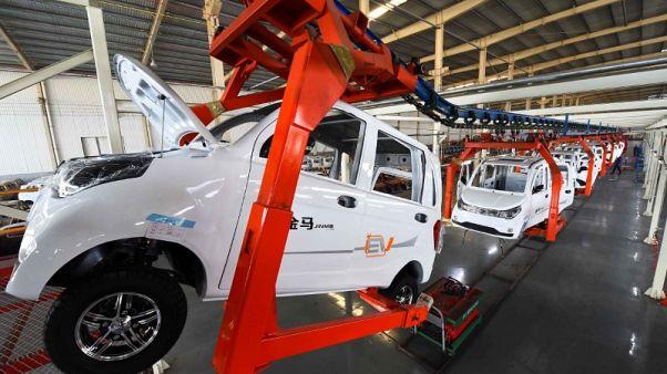 الإنتاج الصناعي الصيني يرتفع 7% في أبريل ويفوق التوقعات