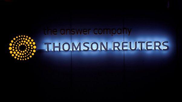 تومسون رويترز ستنقل تداولات مشتقات العملة من لندن إلى أيرلندا بسبب الانفصال