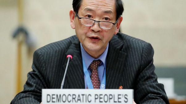 """سفير: كوريا الشمالية ستنضم إلى """"جهود الحظر الشامل للتجارب النووية"""""""
