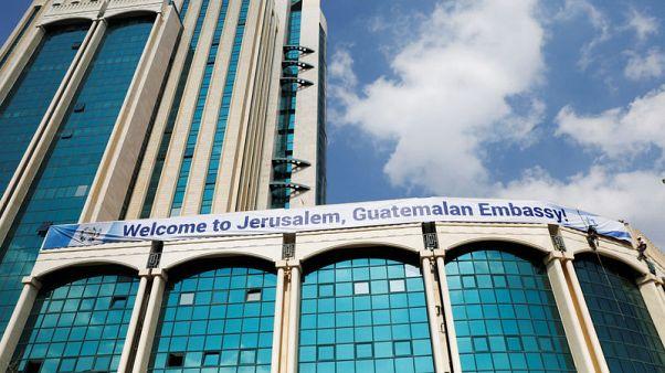 جواتيمالا تفتتح سفارتها في القدس