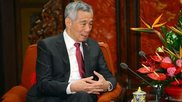 رئيس وزراء سنغافورة يزور ماليزيا ويلتقي مهاتير محمد يوم السبت